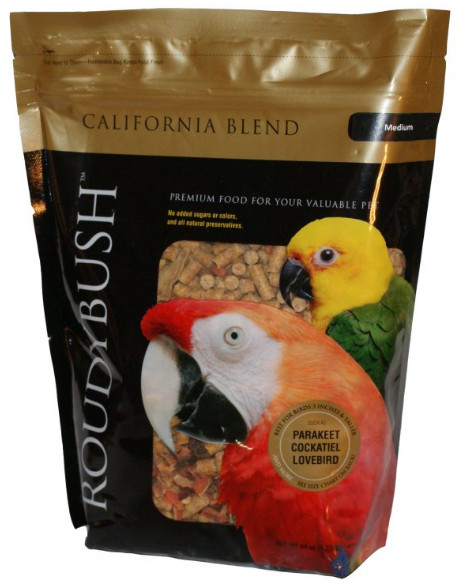 ROUDYBUSH - California Blend Mini 1, 25 Kg