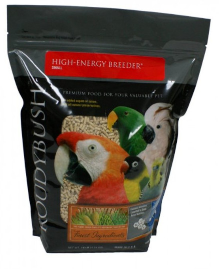 ROUDYBUSH - High Energy Breeder Small 1, 25 Kg